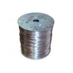 Проволока 0,5 мм из нержавеющей стали 0,25 кг на металлической катушке